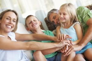 Familie-freudig
